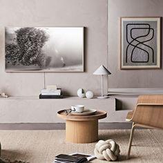 Tv Decor, Home Decor, Framed Tv, Living Room Tv, Slow Living, Modern Decor, New Homes, Lounge, House Design