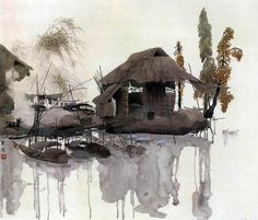 Art Of Watercolor: Chinese Watercolors Chan Yuk Lin