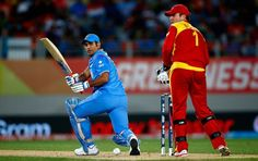 MATCH 39: INDIA VS. ZIMBABWE