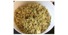 Knepfle ( pâte alsacienne )