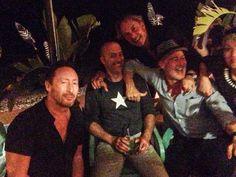 Greg Darling, Julian and friends