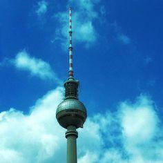 #instagram @dogukangurkan Berlin televizyon kulesi #berlin #nofilter  https://instagram.com/p/44uqs0smsK/ // my instagram https://instagram.com/wolkanca