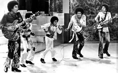 The Jackson 5 - Live on Stage (1920x1200)