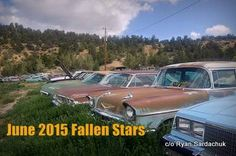 June 2015 MSCC Fallen Stars-A road trip uncovers automotive gold.Read more: http://www.mystarcollectorcar.com/3-the-stars/fallen-stars/2694-june-2015-fallen-stars-a-road-trip-brings-back-hope.html