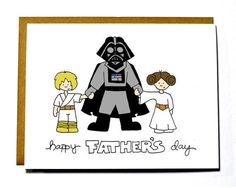 For geeky dads. | 24 Father's Day Cards Your Dad Will Actually Want Regalos Geeks