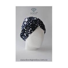 Tocado Bárbara Punky Pollok #Turban #Turbante #Cancer #Fashion