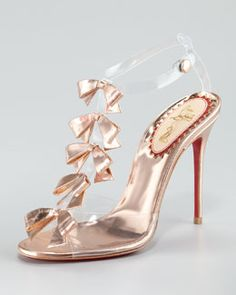 Christian Louboutin - so many shoes so little time!