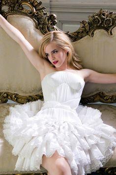 Emma Watson #style #fashion