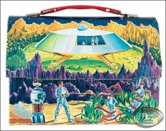 lost in space tv show lunchbox - craig's lucn Space Tv Series, Space Tv Shows, Danger Will Robinson, Toys In The Attic, Space Toys, Lost In Space, Wild West, Cool Toys, Retro