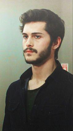 Turkish Men, Turkish Actors, Sofia Black D'elia, Zayn Malik Style, Istanbul City, Gangsta Girl, Bearded Men, Couple Goals, Actors & Actresses