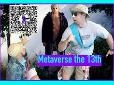 I had a lot of fun using storytelling and this #augmentedreality @metaverseapp with a #fridaythe13th theme for review. https://ift.tt/2JQmPSH I tried to utilize just about everything possible in this #escaperoom so give the QR Code a scan and let me know what you think.