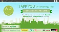 El Efficient Energy Appathon, es la competición que promueven Schneider Electric y Microsoft para la creación de aplicaciones para Windows y Windows Phone.