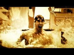 Visa Olympics London 2012: Michael Phelps One Hundredth of a Second Commercial