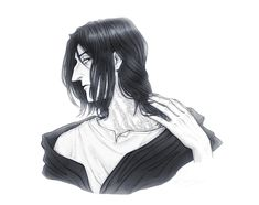 "[ Scars ] For Snape appreciation month, week ""Snape's features"". 'What if Snape survived Nagini's bites'. Harry Potter Anime, Harry Potter Comics, Harry Potter Severus Snape, Harry Potter Facts, Harry Potter Fan Art, Harry Potter Characters, Harry Potter Fandom, Harry Potter World, Draco Malfoy"