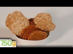 Κράκερς - YouTube Chef Damien, Biscuits, Muffin, Bread, Breakfast, Desserts, Marie, Food, Cookies