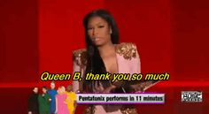New trending GIF on Giphy. nicki minaj friendship queen bey amas 2015 thank you so much. Follow Me CooliPhone6Case on Twitter Facebook Google Instagram LinkedIn Blogger Tumblr Youtube