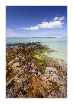 Caribbean Scotland · Na Hearath · Isle of Harris © Sandra Lipproß