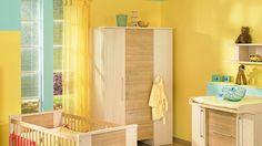 gelbes Kinderzimmer / yellow kid's room
