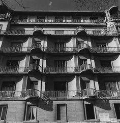 Pietro Aschieri - Casa De Salvi, Rom - TÉCHNE