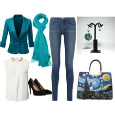 httpwww.pinterest.compin226868899954536102     #borsedipinte #bracciale #paintedbag #orecchini #dipinti #accessori #fashon #outfits #vangogh #nottestellata