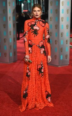 Dree Hemingway from 2016 BAFTA Film Awards: Celebrity Arrivals | E! Online