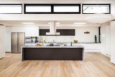 Navlam Sandblasted Arcadian Oak Urban Kitchens Project