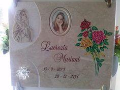 Lapidi cimiteriali - Ascoli Piceno - Onoranze Funebri Bucci