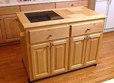 10 Diy Kitchen Island Woodworking Plans