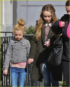 Sabrina Carpenter holds onto Mallory James Mahoney's hand as they head to the set of Further Adventures in Babysitting in Vancouver, Canada Disney Channel Movies, Disney Channel Original, Disney Channel Stars, Disney Movies, Sabrina Carpenter, Hottest Female Celebrities, Celebs, Adventures In Babysitting, Disney Actresses