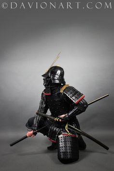 Samurai STOCK V by PhelanDavion on DeviantArt