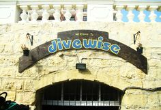 At #Divewise at the Westin Dragonara Resort you better expect to have your quick wit challenged as soon as you enter. More info via http://www.unlogged.co.uk/malta/malta-island/eastern-malta/divewise/westin-dragonara-resort#.UZzxX5yeTK0