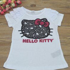 $2.55 (Buy here: https://alitems.com/g/1e8d114494ebda23ff8b16525dc3e8/?i=5&ulp=https%3A%2F%2Fwww.aliexpress.com%2Fitem%2Fgirl-t-shirt-kids-clothes-girls-tops-T-shirt-for-a-girl-children-T-shirt-for%2F32760647380.html ) girl t-shirt kids clothes girls tops T-shirt for a girl children T-shirt for girls baby CYY01 2016 hot sale short sleeve for just $2.55