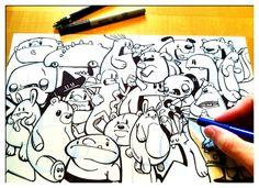 Current Doodle Sketch