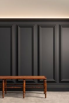 Wall Panelling, something for everyone Interior Walls, Interior Design, Interior Cladding, Wall Design, House Design, Orac Decor, Wall Molding, Moulding, Moldings And Trim