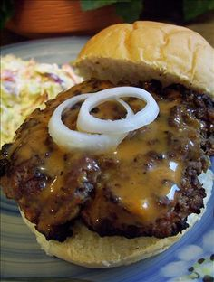 Cola Burgers *Note to self: read reviews and do not use really lean ground beef*