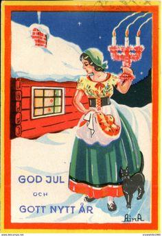 Small Cards, Miniature Christmas, Vintage Christmas, Disney Characters, Fictional Characters, Miniatures, Disney Princess, Artist, Artists