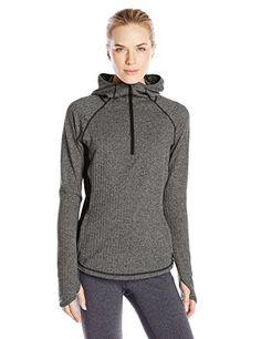 Lucy Women's Renegade Runner Half-Zip Hooded Pullover >>> You can find more details by visiting the image link.