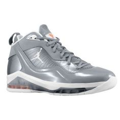超好穿的安東尼,下殺$2999囉!Jordan Melo M8 - Men's - Basketball - Shoes - Cool Grey/White/Orange Flash