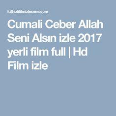 Cumali Ceber Allah Seni Alsın izle 2017 yerli film full | Hd Film izle