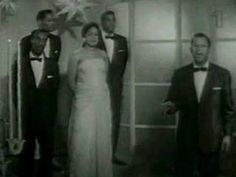 "Platters: ""Smoke Gets In Your Eyes."" Best slow dance ever."