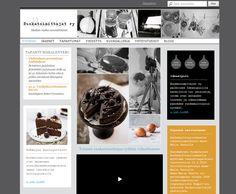 Projektina: Kotisivujen ulkoasun suunnittelu ja - toteutus.  http://www.ruokatoimittajat.fi/