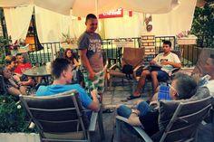 Obóz IGRZYSKA ŻYCIA! Plażowe rozgrywki #obóz #wakacje #Grecja #plaża