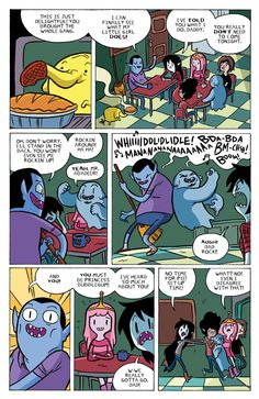 Marceline and the Scream Queens