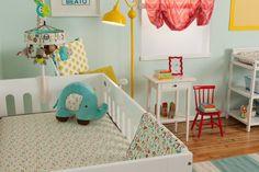 Alphabet Zoo Nursery by Lay Baby Lay - Skip Hop bedding