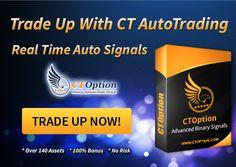 CTOption Binary Option Broker uses the Panda TS / MT4 trading platform. Read review of CT Option at: http://binaryoptions.gs/ctoption/