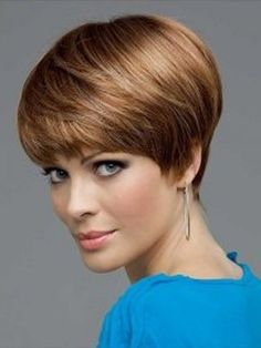 Classic Short Hairstyles for Oval Faces