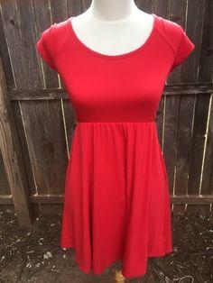 Xhilaration Red Dress    [url]: http://www.vinted.com/sh/clothes/16640218-xhilaration-red-dress