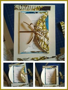 """Thembiswa Zwane 's african wedding ideas Photo. Pinned in """"Lukha holding invites"""" . See the bigger picture! African Wedding Theme, African Theme, African Wedding Dress, Wedding Themes, Wedding Decorations, African Weddings, Wedding Ideas, Trendy Wedding, Perfect Wedding"""
