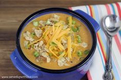 Served Up With Love: Family Favorite Soups