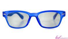 31906bf8739d94 Leeszonnebril INY Woody Sun Bifocaal G13800 blauw